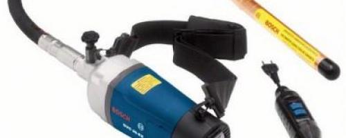 Vibrador Portátil Alta Rotação GVC 22EX